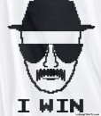 breaking bad heisenberg i win tee