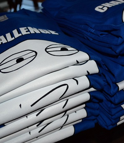 challenge accepted meme rage face t-shirts