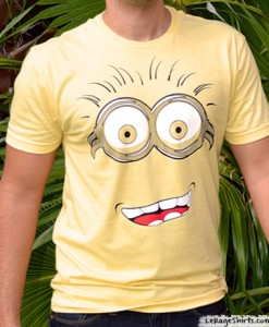 Minion T-Shirt from Despicable Me