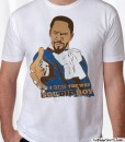 django unchained i like the way you die boy t-shirt