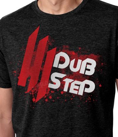 dubstep skrillex t-shirt