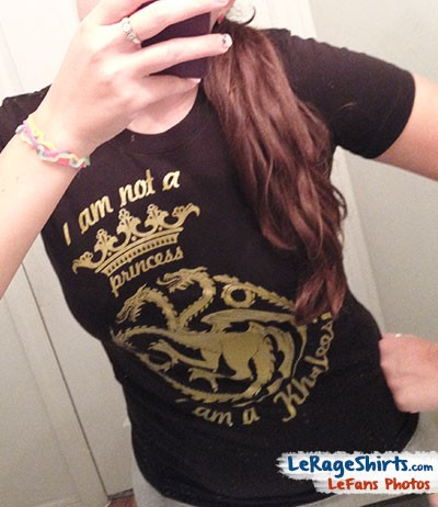 I'm not a Princess, I'm a Khaleesi Shirt