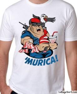 murica meme t-shirt