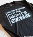 Game of Thrones Night's Watch Shirt