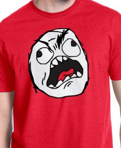 rage guy meme t-shirt guys