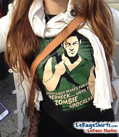 daryl dixon t shirt ladies