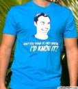 sheldon cooper the big bang theory t-shirt guys