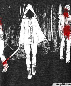 The Walking Dead Michonne T-Shirt