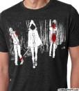 the walking dead michonne t-shirt guys