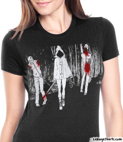 The Walking Dead Michonne T-Shirt for Ladies