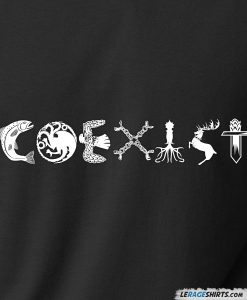 coexist-game-of-thrones-shirt