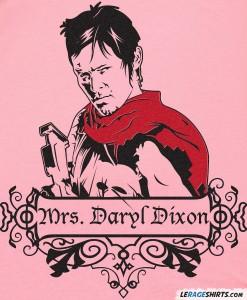 mrs-daryl-dixon-t-shirt