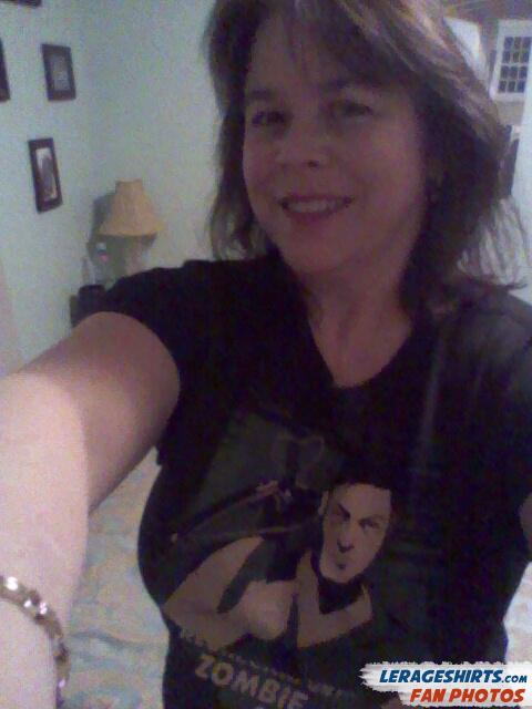 Daryl Dixon T-Shirt Worn by TWD Fan Lynney