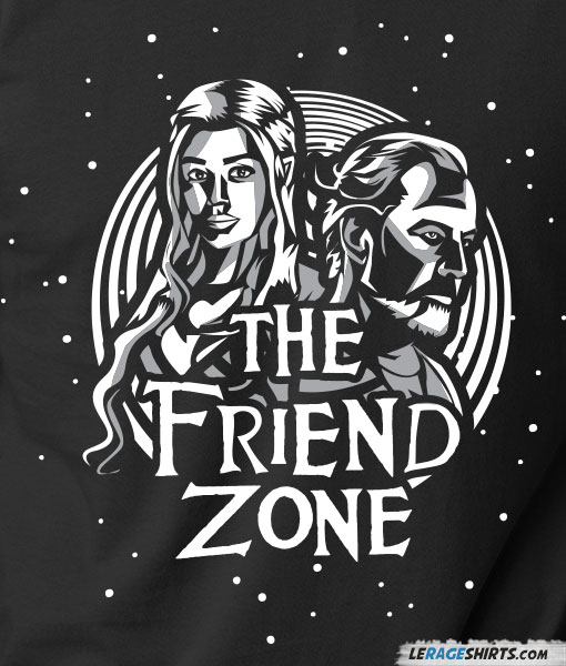 got-tee-shirt-the-friend-zone
