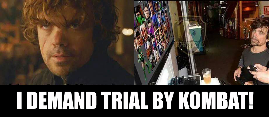 tyrion demands trial by kombat