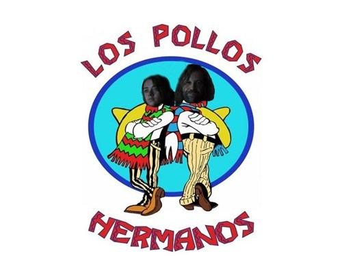 los pollos hermanos the hound and arya