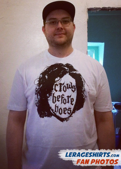 crows before hoes shirt dominic bukoitz from arnsberg germany