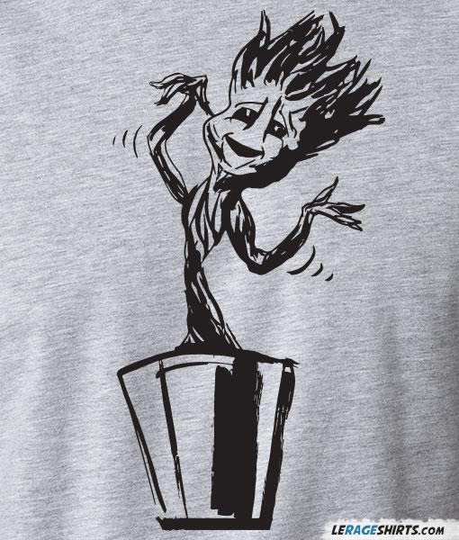 dancing-baby-groot-shirt