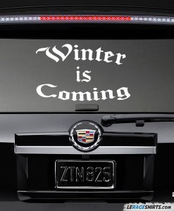 winter-is-coming-decal