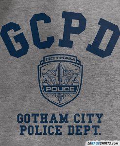 GCPD-shirts-gotham