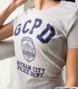 Gotham City Police Dept. T-Shirt Ladies