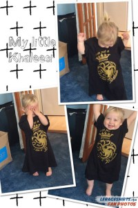 khaleesi shirt baby phoebe norfolk uk
