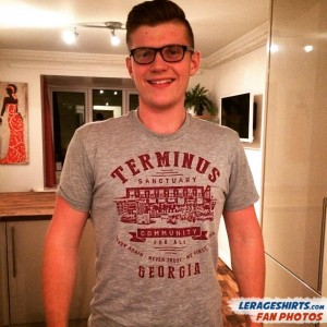Joe from Barnsley UK Terminus Community Sanctuary for All T-Shirt
