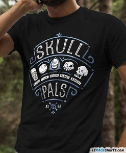 funny-jack-shirt-cute-skulls-friends-skelletons