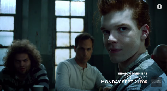 Cameron Monaghan as Jerome the Joker on Gotham TV Series