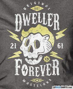 fallout-shirt-dweller-forever
