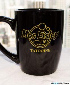 Star Wars Mos Eisley Cantina Mug
