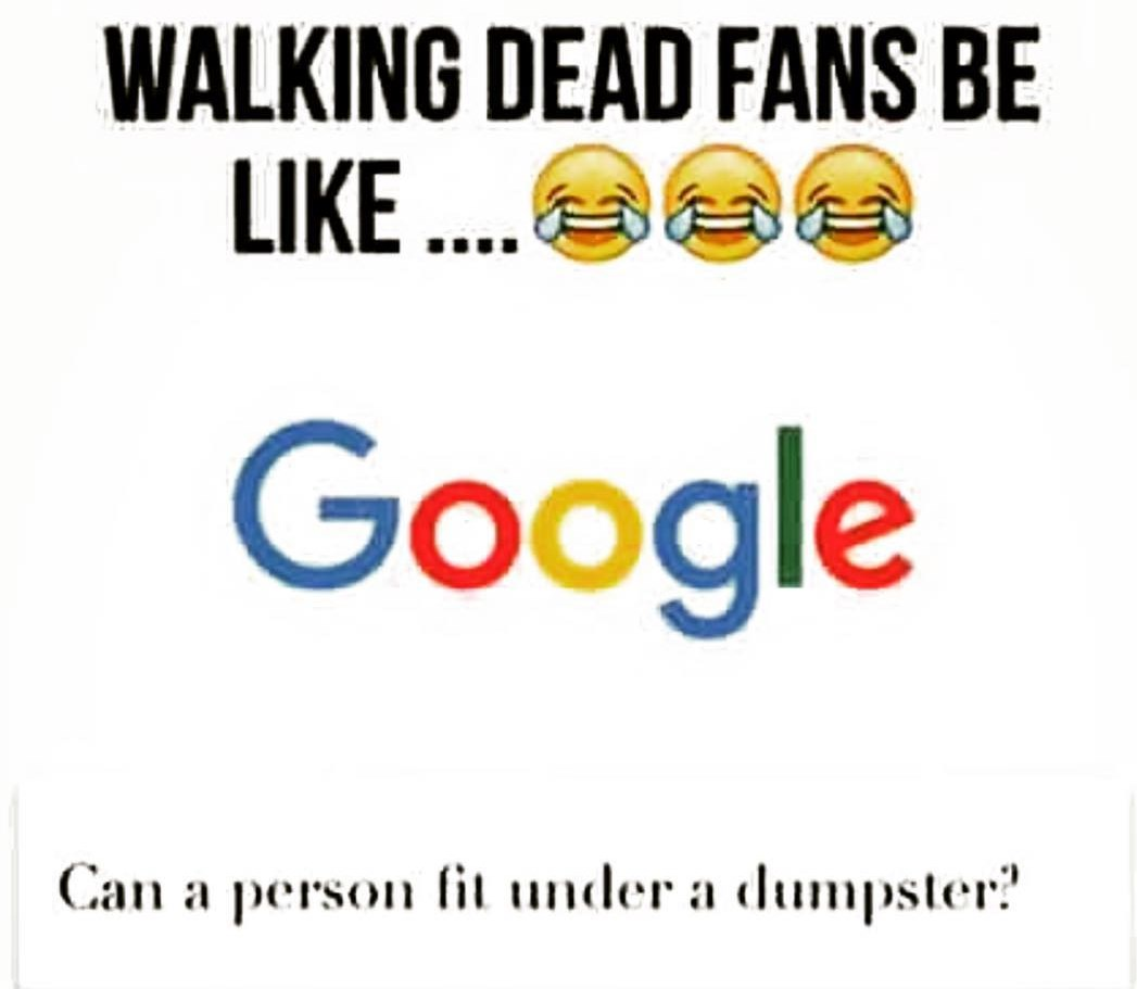Maybe Google has the answers.
