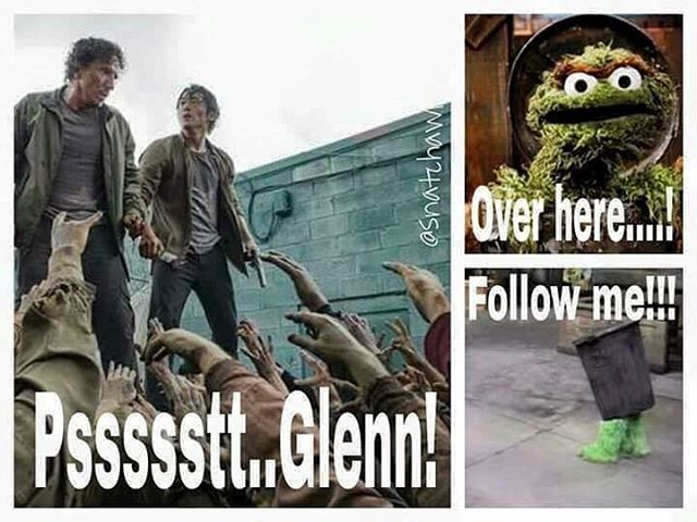 He even teaches Glenn how to get back to Alexandria.
