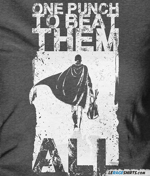 one-punch-man-shirt