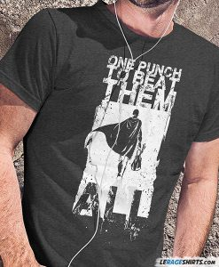 one-punch-to-beat-them-all-t-shirt