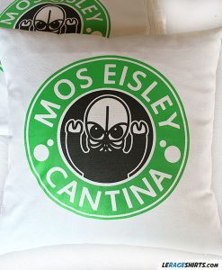 Star Wars Mos Eisley Cantina pillow