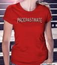 netflix-funny-shirt-procrastinate-red