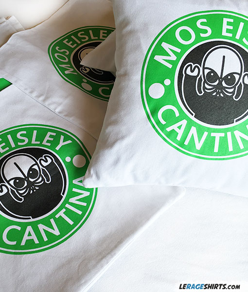 Star Wars Mos Eisley Cantina pillow