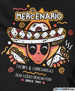 deadpool-shirt-el-mercenario-tacos-chimichangas