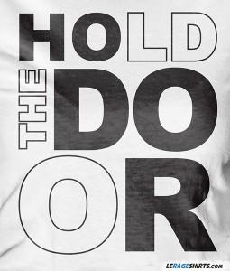 hold-the-door-tee