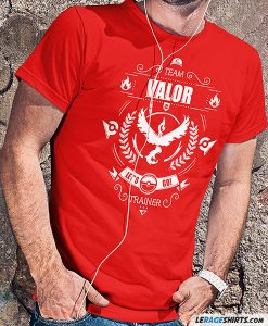 Team-valor-tee-shirt-pokemon-go
