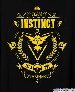 team-instinct-pokemon-go-t-shirts