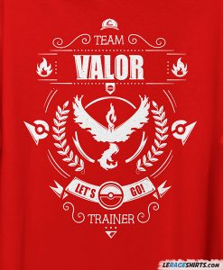 team-valor-pokemon-go-t-shirts