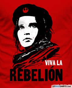 star wars t shirt funny viva la rebelion