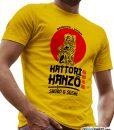 Hattori Hanzo Sword & Sushi Kill Bill T shirt From Lerage Shirts