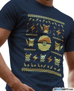 pokemon-ugly-sweater-t-shirt