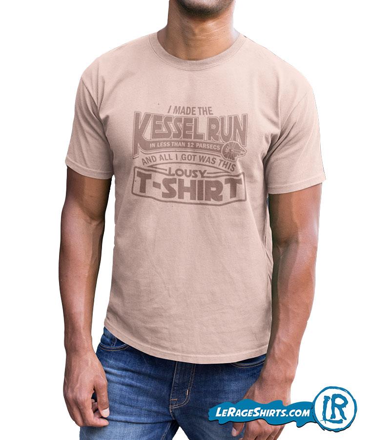 Camiseta Modelo Kessel Run para Adultos Unisex Star Wars