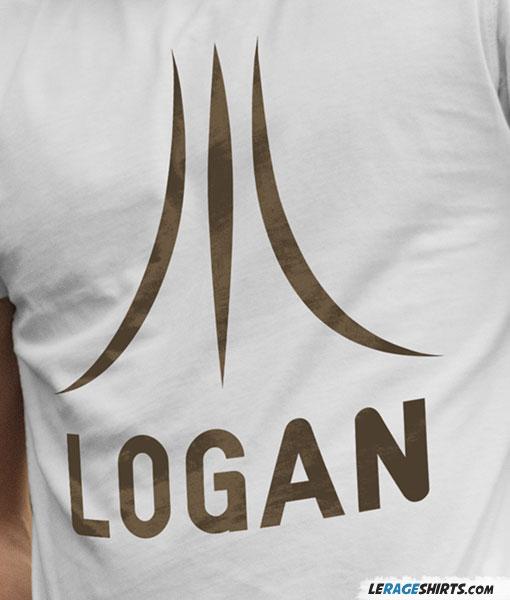 Logan System Wolverine T Shirt By Lerage Shirts