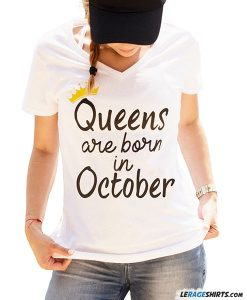 queens-are-born-in-october-t-shirt