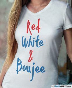 red-white-and-boujee-women-shirt